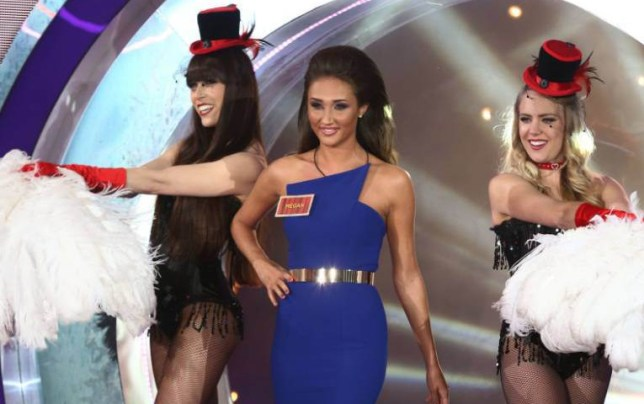 Celebrity Big Brother Launch night at Elstree Studios Featuring: Megan McKenna Where: London, United Kingdom When: 05 Jan 2016 Credit: WENN.com