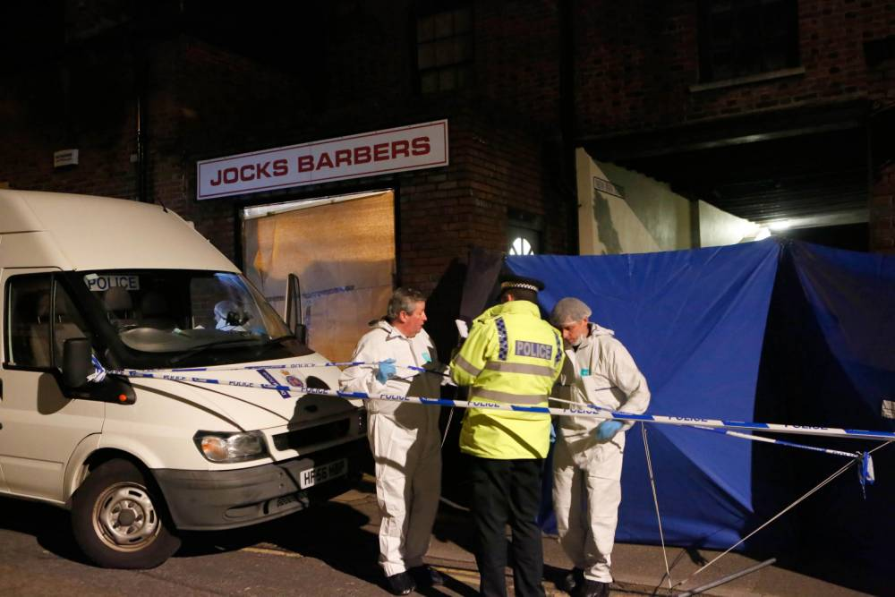 Female hairdresser stabbed to death in barbers