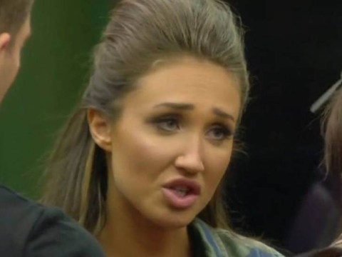 Celebrity Big Brother's Megan McKenna could be hospitalised at any time due to severe gluten intolerance