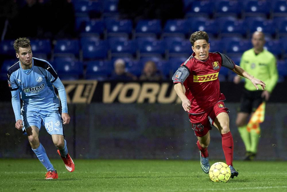 Arsenal join Manchester City, Everton, and Southampton in transfer race to sign Emre Mor – report