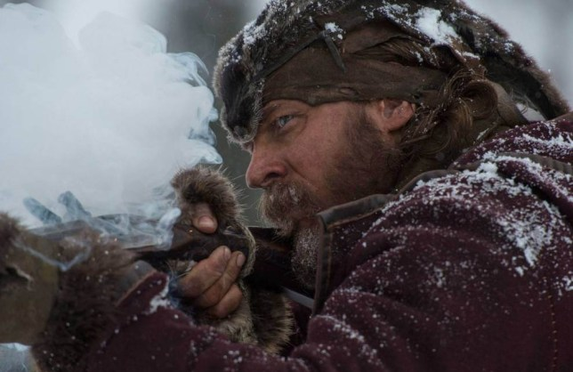 Mandatory credit: TM & copyright 20th Century Fox No Merchandising. Editorial Use Only No Book or TV usage without prior permission from Rex. Mandatory Credit: Photo by 20th Century Fox Film/Evere/REX/Shutterstock (5494171r) Tom Hardy 'The Revenant' film - 2015