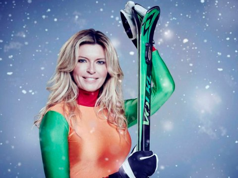 Tina Hobley 'can't drive, dress or wash herself' after injuries on Channel 4's The Jump
