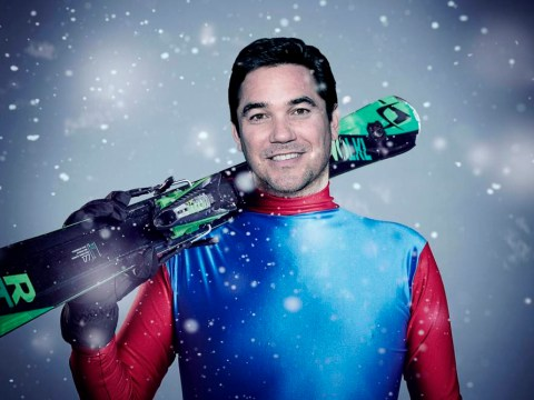 Did Dean Cain just let slip on This Morning why there have been so many injuries on The Jump?