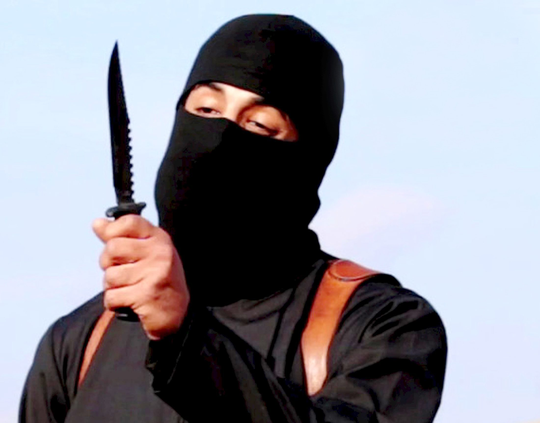 Drone strike that killed Jihadi John left 'a greasy spot on the ground'
