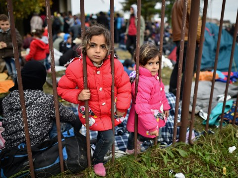 Child refugees to be given sanctuary in the UK