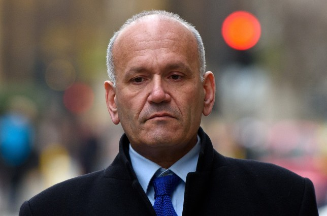 Dragon S Den Star Doug Richard Is Cleared Of Child Sex