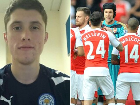 Arsenal sign scout Ben Wrigglesworth from Leicester City – report