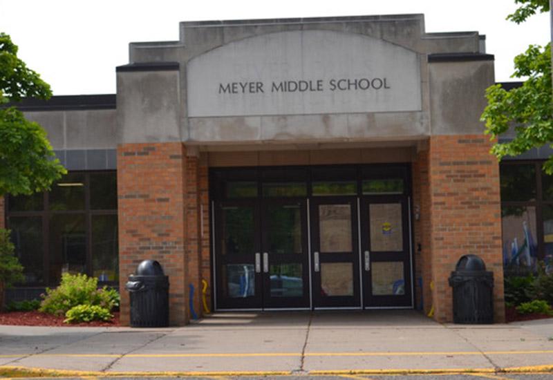 Meyer Middle School River Falls Wisconsin