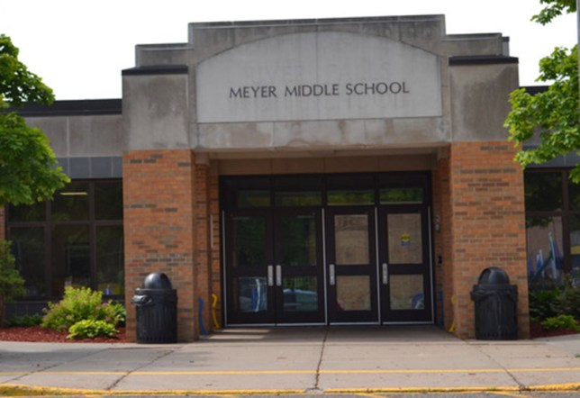 Meyer Middle School River Falls Wisconsin