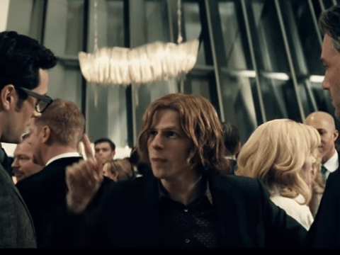 Jesse Eisenberg was originally offered a totally different part in Batman V Superman
