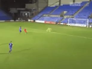 Liverpool youngster Ben Woodburn, 16, scores unbelievable wondergoal
