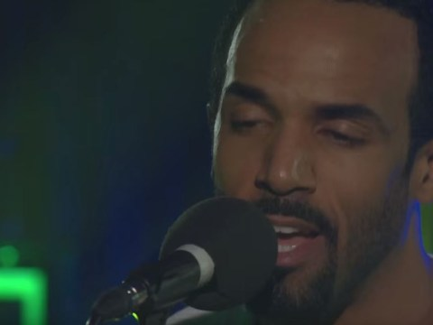 WATCH: Craig David covered Justin Bieber's Love Yourself and everyone lost it