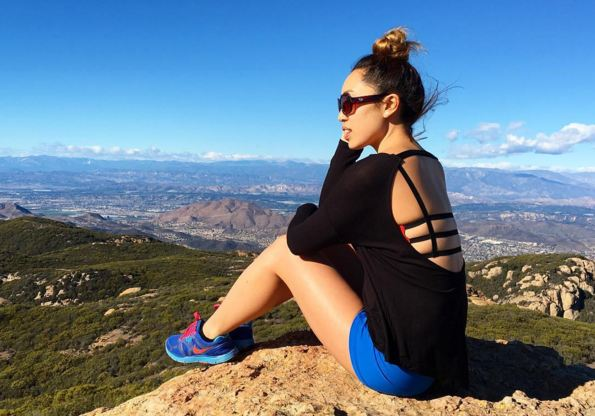 Why this fitness blogger is sharing her experience with an eating disorder