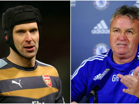 Guus Hiddink admits Chelsea's foiled plan to sabotage Petr Cech's gloves
