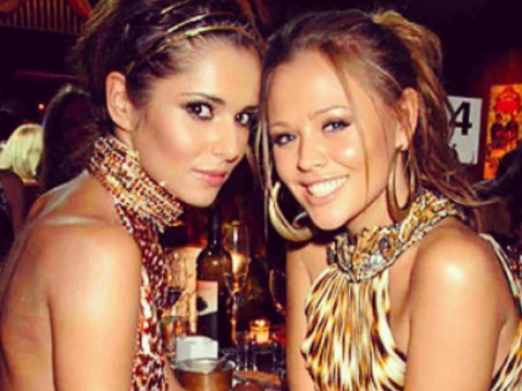 Cheryl FV sees Kimberley Walsh off into married life with adorable throwback snap