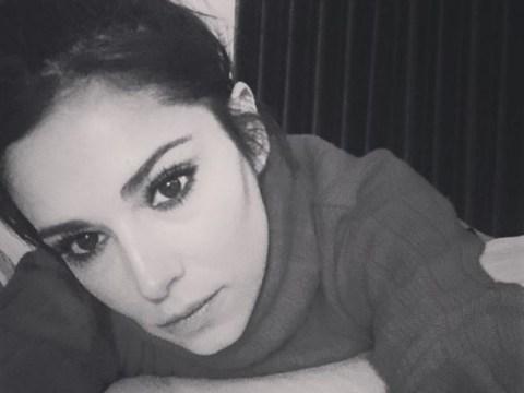 Cheryl Fernandez-Versini posts sad photo as she readies to write new material