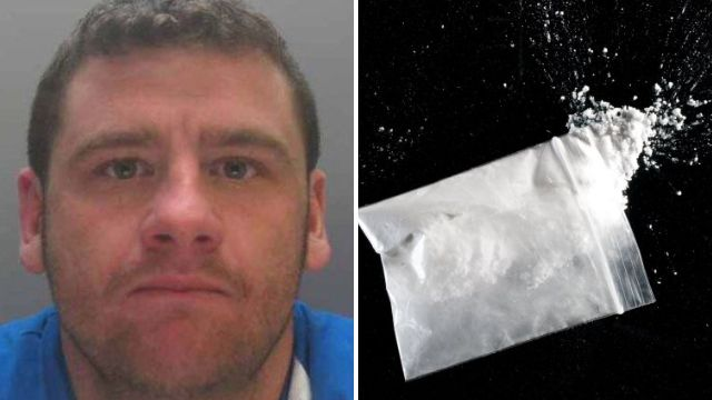 Veteran died when cocaine wrap he hid up his backside exploded
