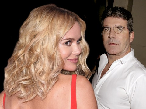 Britain's Got Talent auditions brought to a stand still after Amanda Holden chucks water over Simon