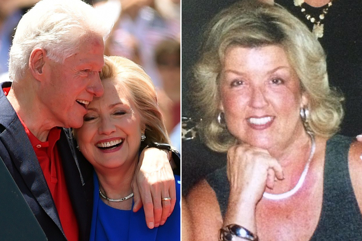 Former staffer accuses Bill Clinton of 'rape' and Hillary of 'silencing' her