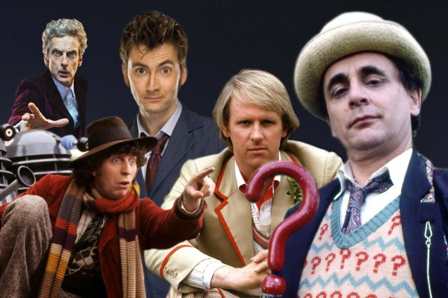 Doctor Whos ranked from worst to best (Cameron Mc) BBC