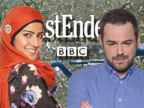 National Television Awards 2016: EastEnders has already won the soap battle as Danny Dyer and Rakhee Thakrar go head-to-head