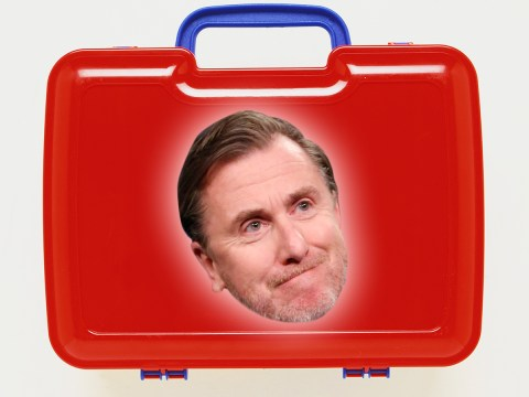 Tim Roth admits he turned down Severus Snape as he 'wasn't ready to be on a lunchbox'