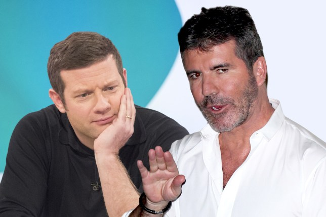 Simon Cowell blasts Dermot O'Leary over X Factor comments Rex
