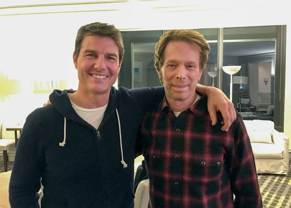 Tom Cruise and Jerry Bruckheimer are planning Top Gun 2 a whopping 30 years after the original