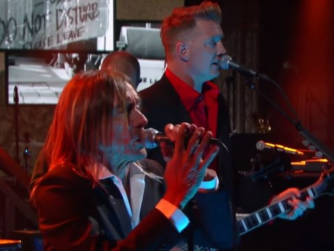 Iggy Pop and Queen of the Stone Age's Josh Homme team up for secret Post Pop Depression album