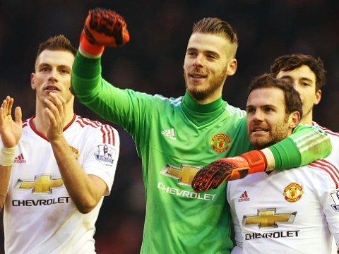 David De Gea to reject transfers to become Manchester United legend