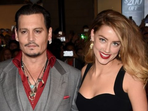 Amber Heard's friend claims Johnny Depp 'tried to suffocate her with a pillow in violent outburst last year'