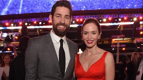 Emily Blunt will star opposite husband John Krasinski on one condition…
