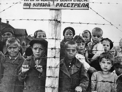 Holocaust Memorial Day 2017: Shocking photos show the horrors of the Holocaust