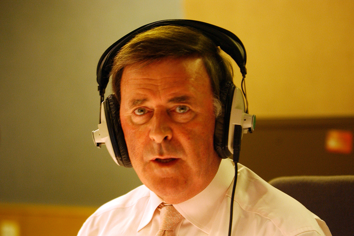 BBC renames building Wogan House in a tribute to Sir Terry