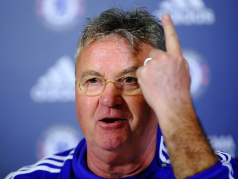 Guus Hiddink admits Chelsea are too reliant on goals from Diego Costa