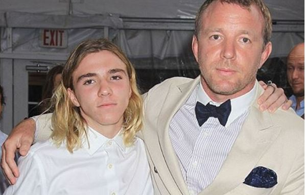 Guy Ritchie is fighting for the custody of Rocco