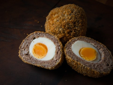 Burns Night recipe: Easy to make haggis scotch eggs for the perfect supper