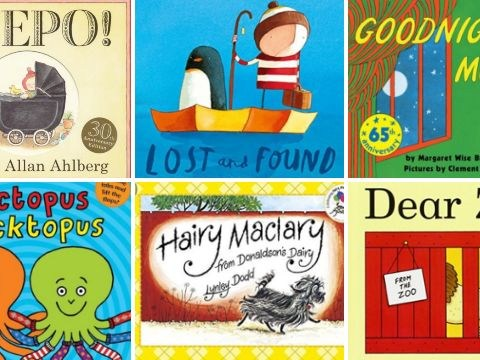 World Book Day ideas: 20 brilliant books for reading aloud to little kids