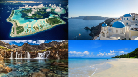 18 of the most stunning islands around the world