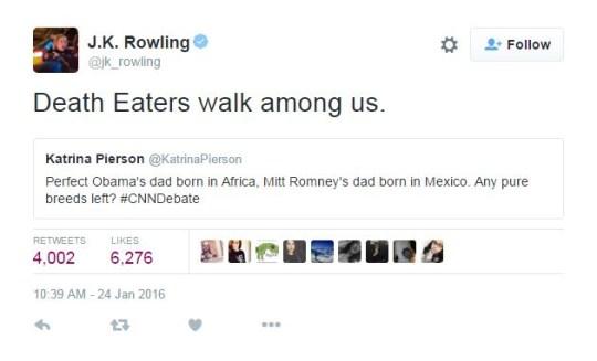 (Picture: Twitter/JK Rowling)