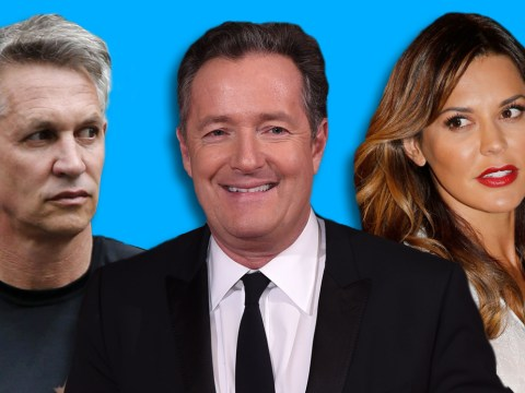 Piers Morgan says Gary Lineker's marriage to Danielle Bux ended last summer