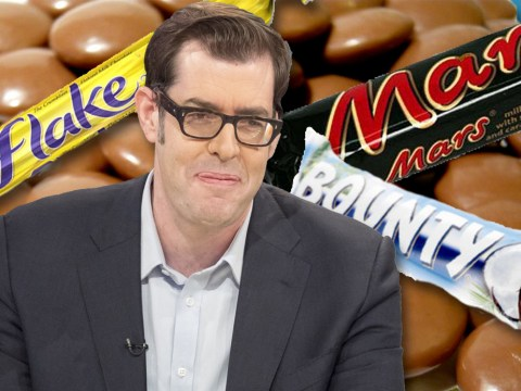 Richard Osman is hosting the World Cup Of Chocolate 2016 and it's driving Twitter bonkers