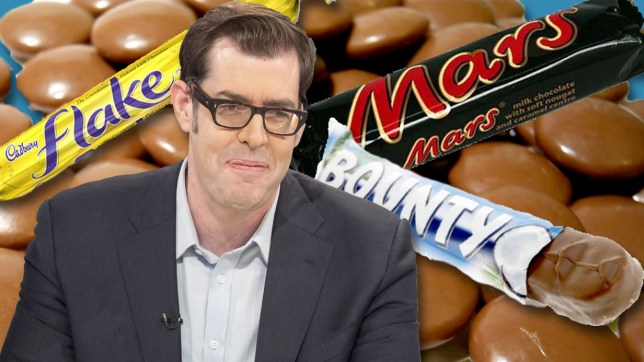 Richard Osman World Cup Of Chocolate