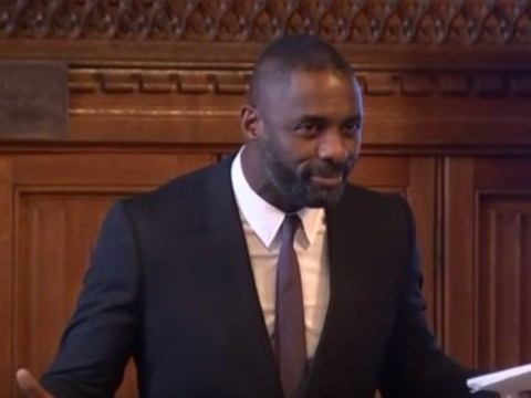 Idris Elba tells MPs to sort out the lack of diversity in UK TV which fails to reflect reality