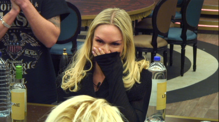 Kristina Rihanoff 'hopes her baby is a girl' and hasn't ruled out a Strictly return