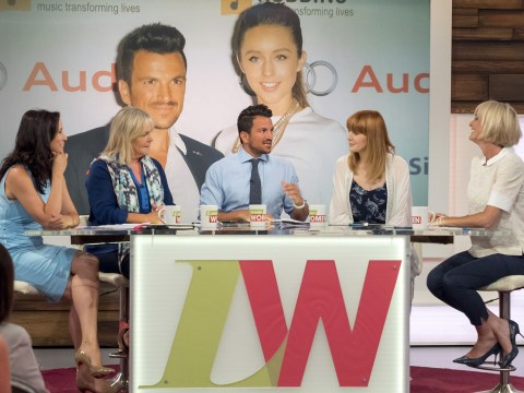 Loose Women are to introduce male panellists – including Peter Andre and Sir Ian McKellen