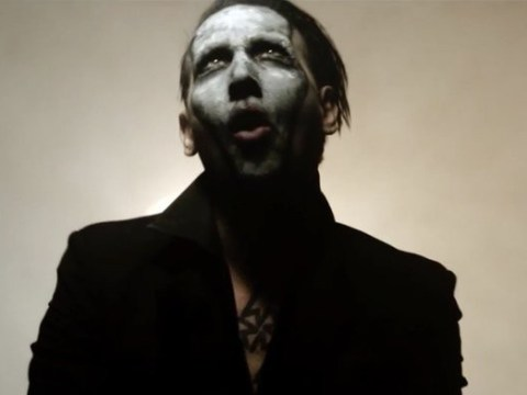 Marilyn Manson lands perfect role as a barber-surgeon in creepy TV show Salem