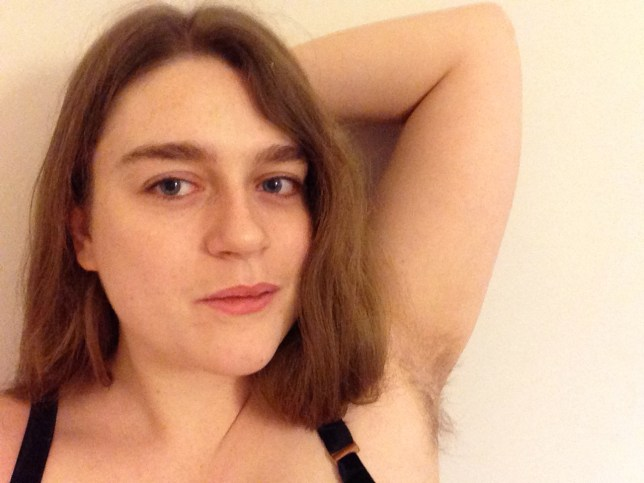 me armpit hair