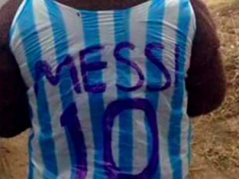 Lionel Messi to meet 'plastic bag fan' after internet tracks him down