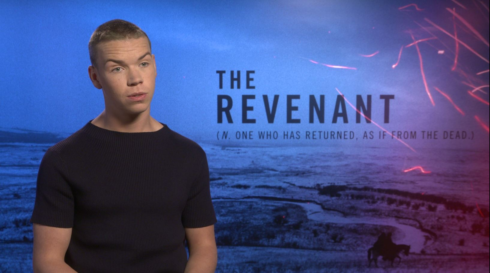 Will Poulter doesn't know what's happening with the remake of Stephen King's It